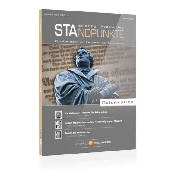 Standpunkte Ausgabe 29: Reformation