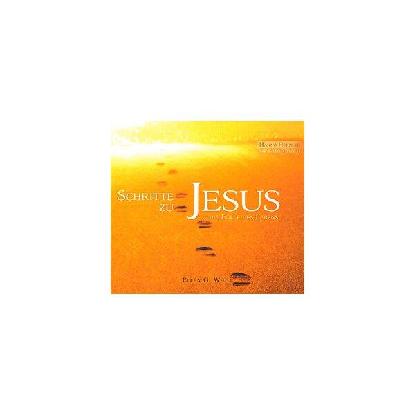 Schritte zu Jesus (Hörbuch)