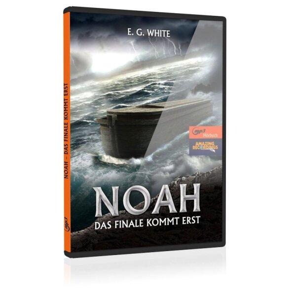 Noah - Das Finale kommt erst - Hörbuch
