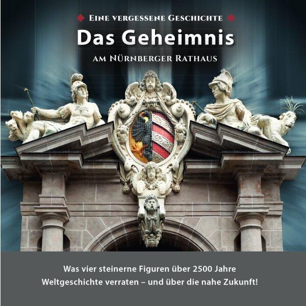 Das Geheimnis am Nürnberger Rathaus - Flyer (10er-Pack)