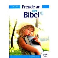 Freude an der Bibel 1 - Arbeitsheft für Kinder