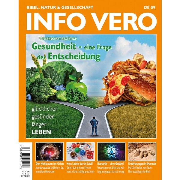 Info Vero Ausgabe 09: Gesundheit - eine Frage der Entscheidung