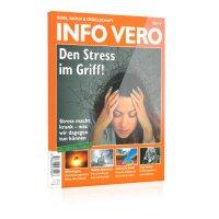 Info Vero Ausgabe 10: Den Stress im Griff