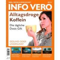 Info Vero Ausgabe 14: Alltagsdroge Koffein