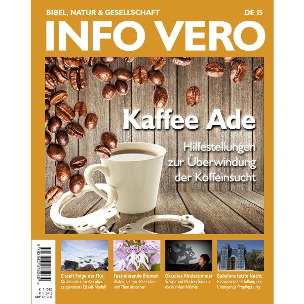 Info Vero Ausgabe 15: Kaffee Ade