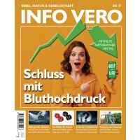 Info Vero Ausgabe 17: Schluss mit Bluthochdruck