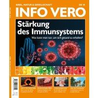 Info Vero Ausgabe 18: Stärkung des Immunsystems