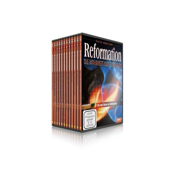 Reformation: 12-teilige Vortragsreihe