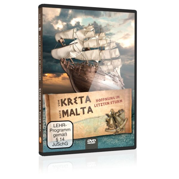 Von Kreta nach Malta