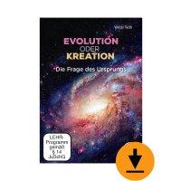 Evolution oder Kreation - die Frage des Ursprungs