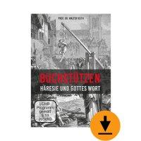 Buchstützen - Häresie und Gottes Wort