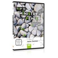 Top 10 Ministry Fehler - und wie man sie vermeiden kann