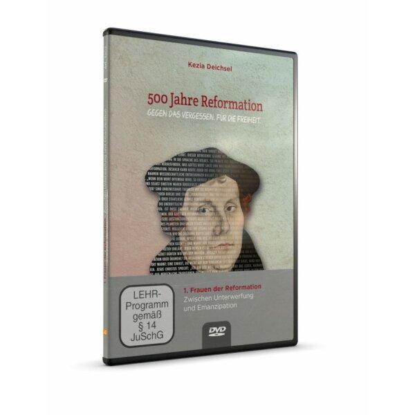 500 Jahre Reformation (Folgevorträge): 1. Frauen der Reformation