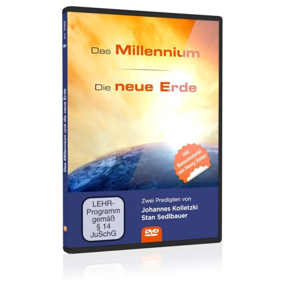 Das Millennium - Die neue Erde