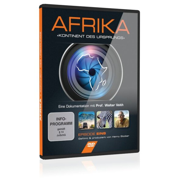 Afrika - Kontinent des Ursprungs - Episode 1