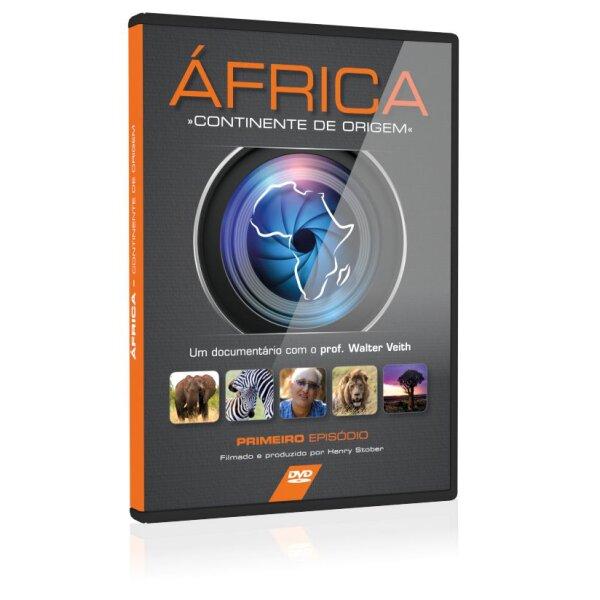 África - Continente de Origem - PRIMEIRO EPISÓDIO